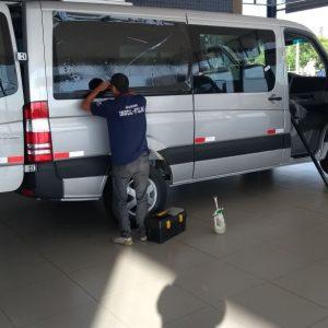 Insulfilm Para Vans